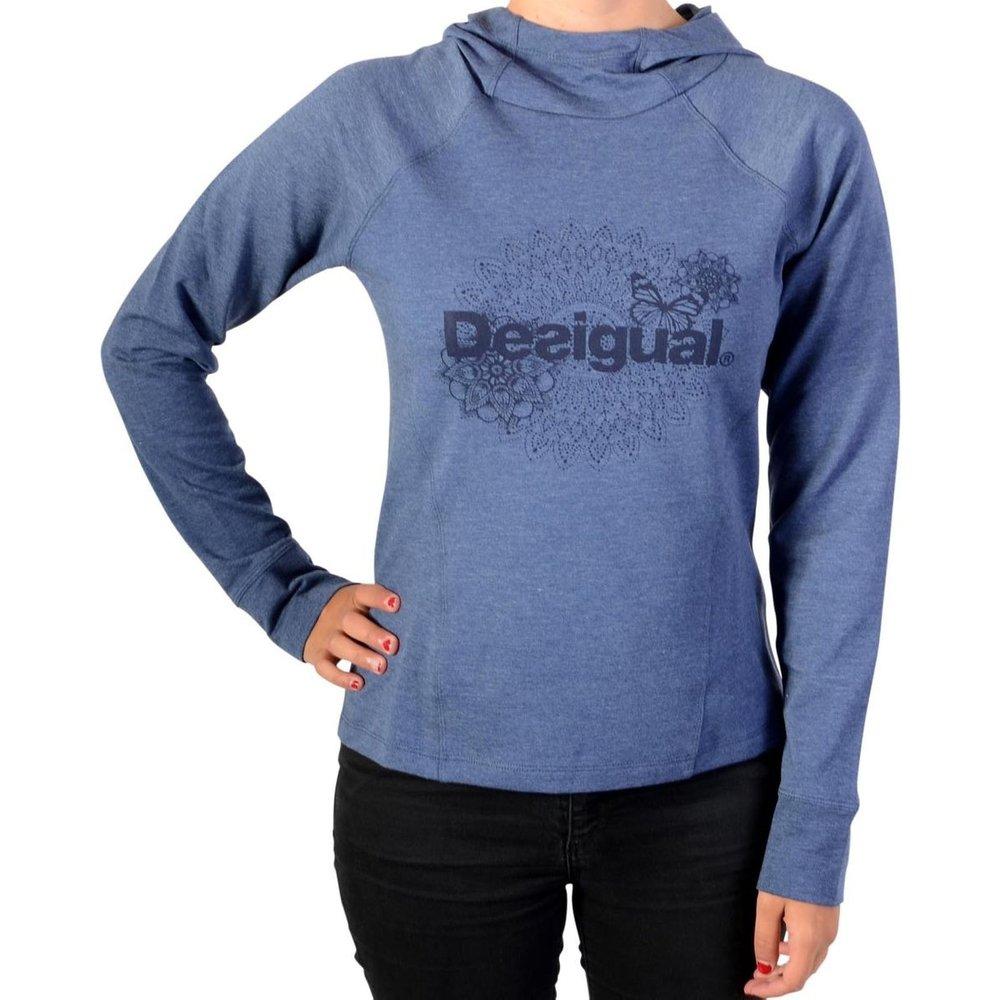Sweatshirt desigual hoodie - Desigual - Modalova