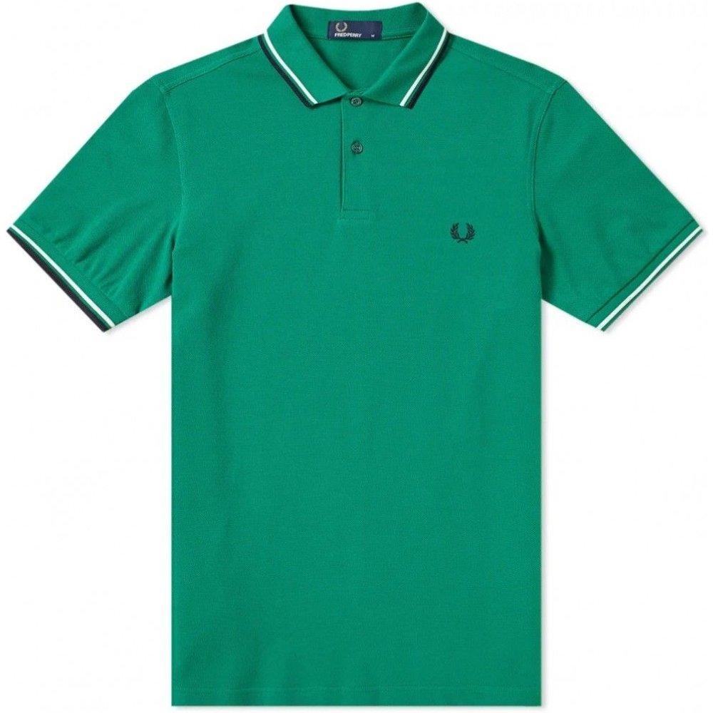 Polo Twin Tipped Shirt - Fred Perry - Modalova