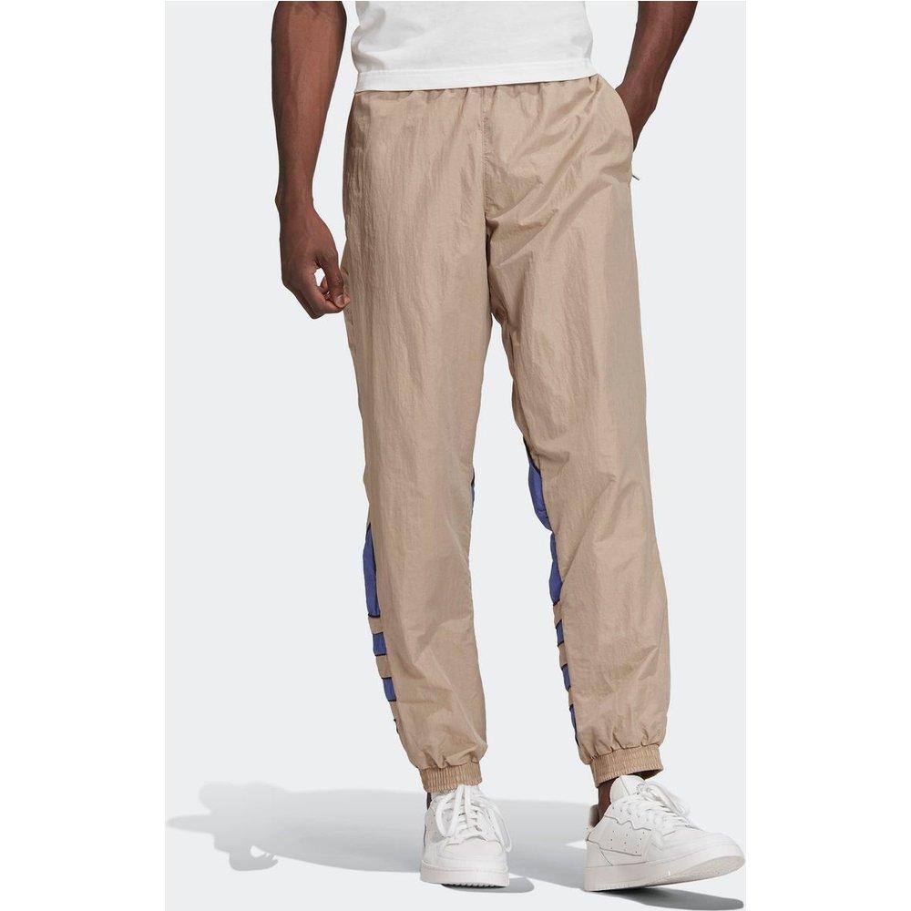 Pantalon de survêtement Big Trefoil Colorblock Woven - adidas Originals - Modalova