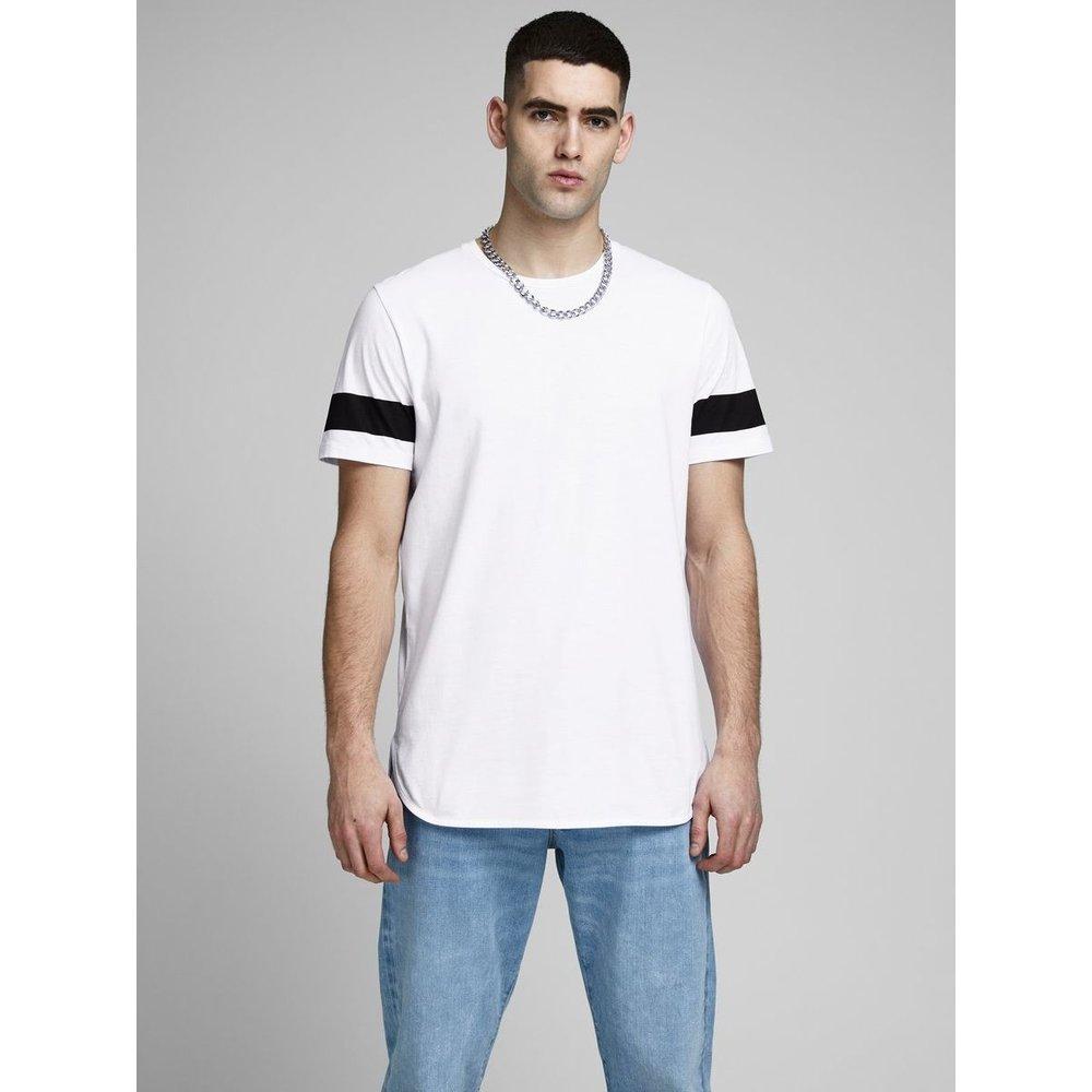T-Shirt Rayures larges - jack & jones - Modalova