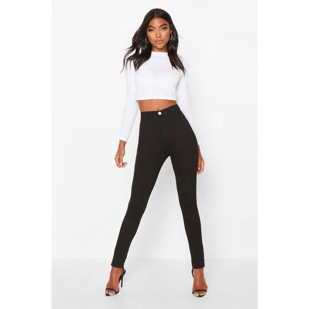 Jean slim Taille Standard - BOOHOO - Modalova