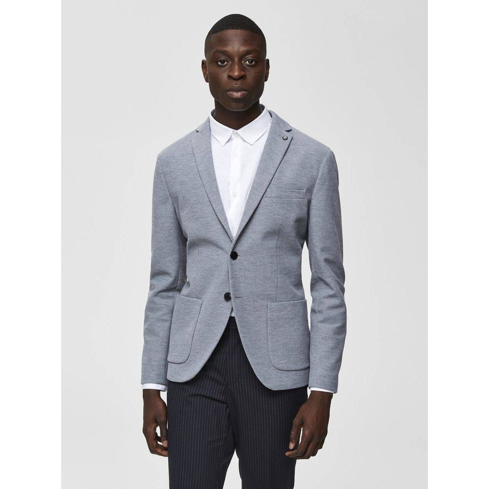 Blazer Boutonnage simple  - Selected Homme - Modalova