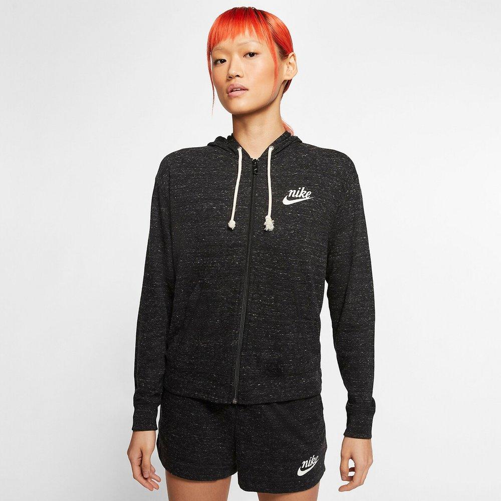 Sweat zippé à capuche Gym vintage - Nike - Modalova