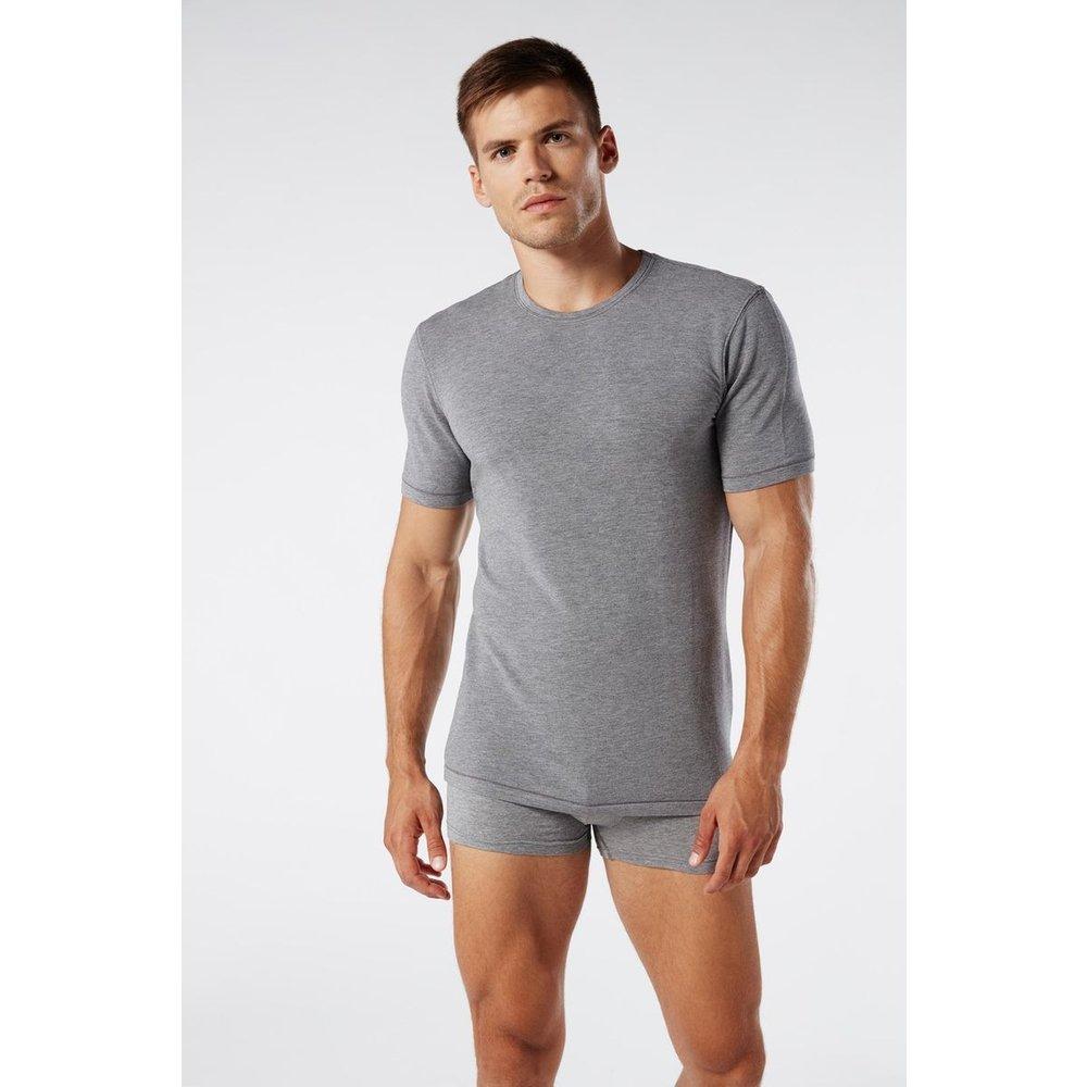 T-Shirt à manches courtes en cachemire - INTIMISSIMI - Modalova