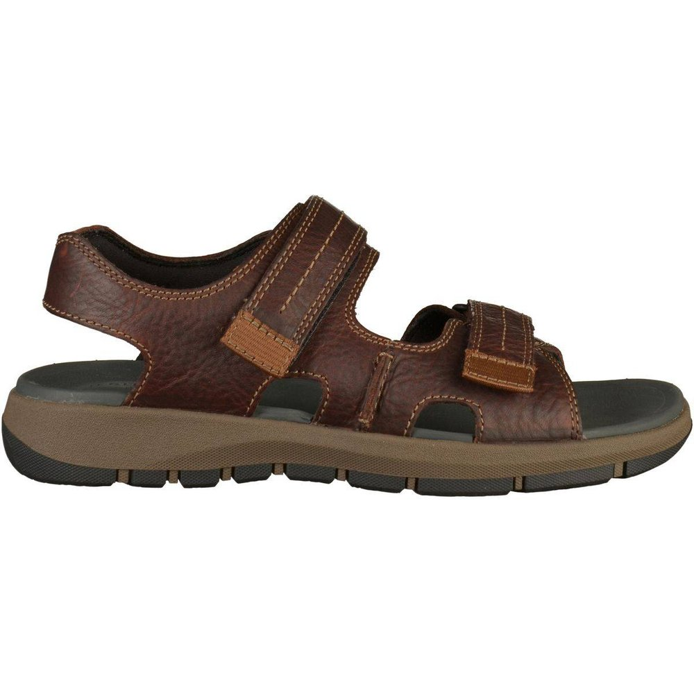 Sandales Cuir - Clarks - Modalova