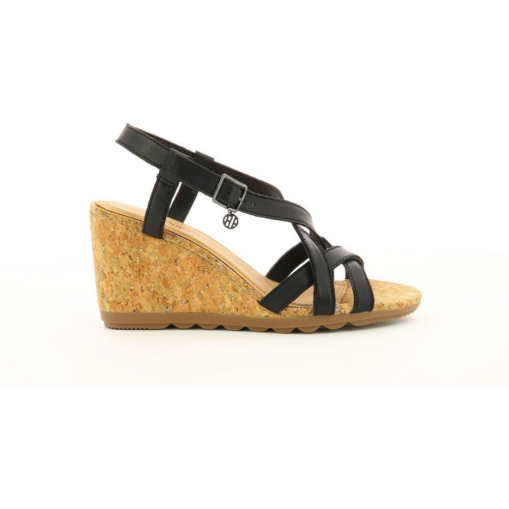 Sandale Cuir Pennya - Hush Puppies - Modalova