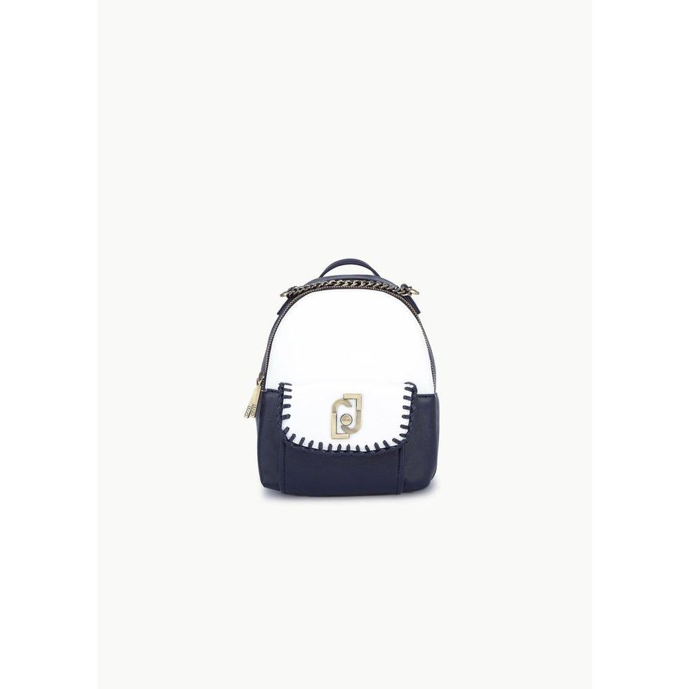 Petit sac à dos avec logo - LIU JO - Modalova