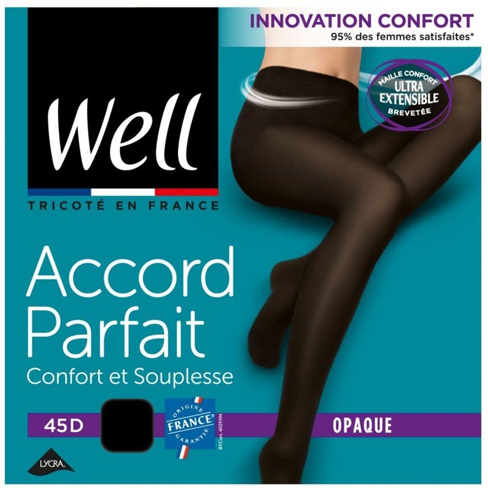 Collant Opaque Accord Parfait 45D - WELL - Modalova