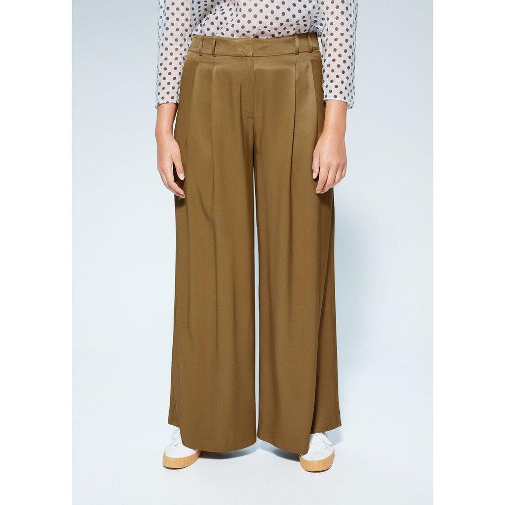 Pantalon à pinces - Violeta by Mango - Modalova