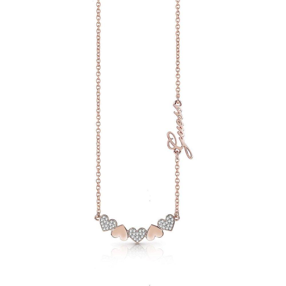 Collier Heart Bouquet - Guess - Modalova