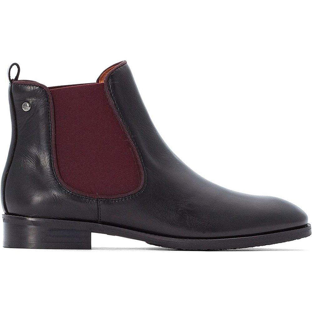 Boots cuir Royal - Pikolinos - Modalova