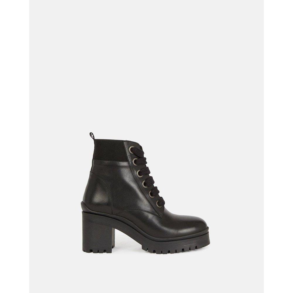 Boots cuir VAIK - MINELLI - Modalova