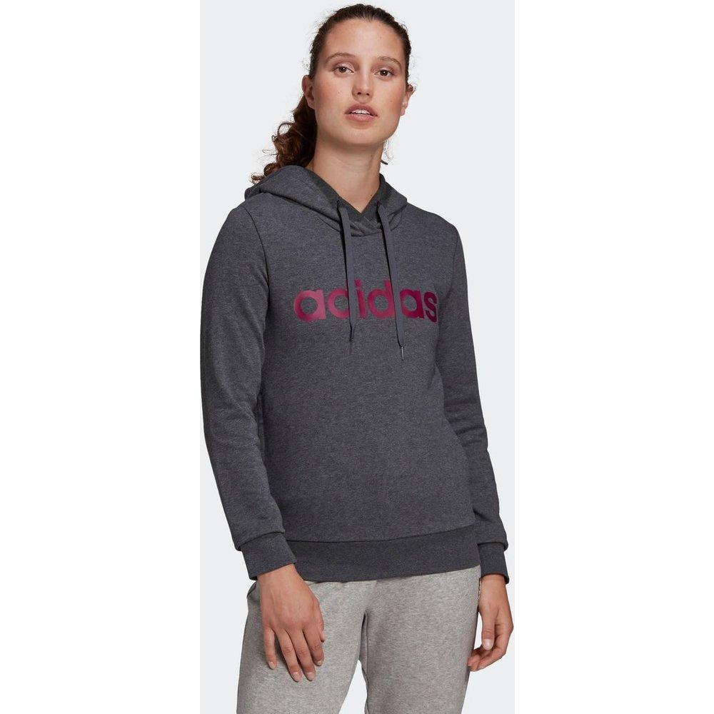 Sweat-shirt à capuche Essentials Linear Pullover - adidas performance - Modalova
