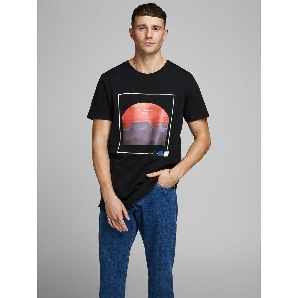 T-Shirt Imprimé photo - jack & jones - Modalova