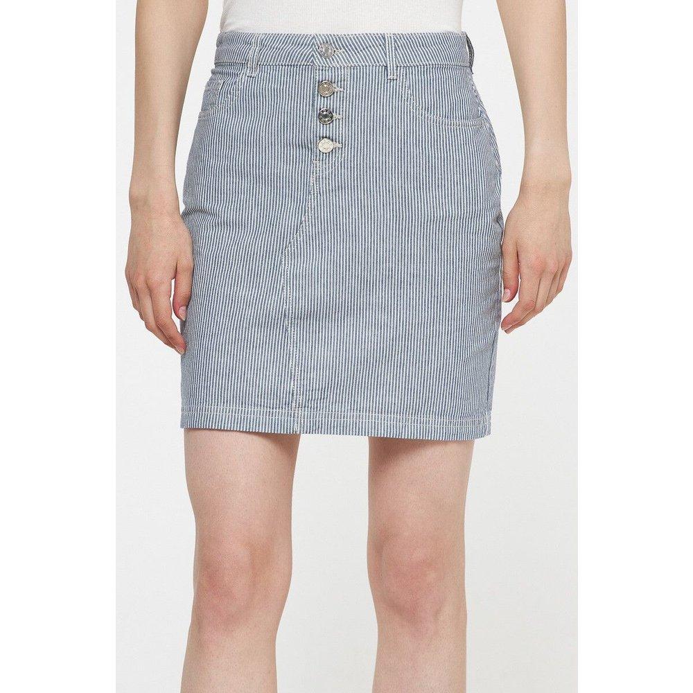 Mini-jupe rayée - BEST MOUNTAIN - Modalova