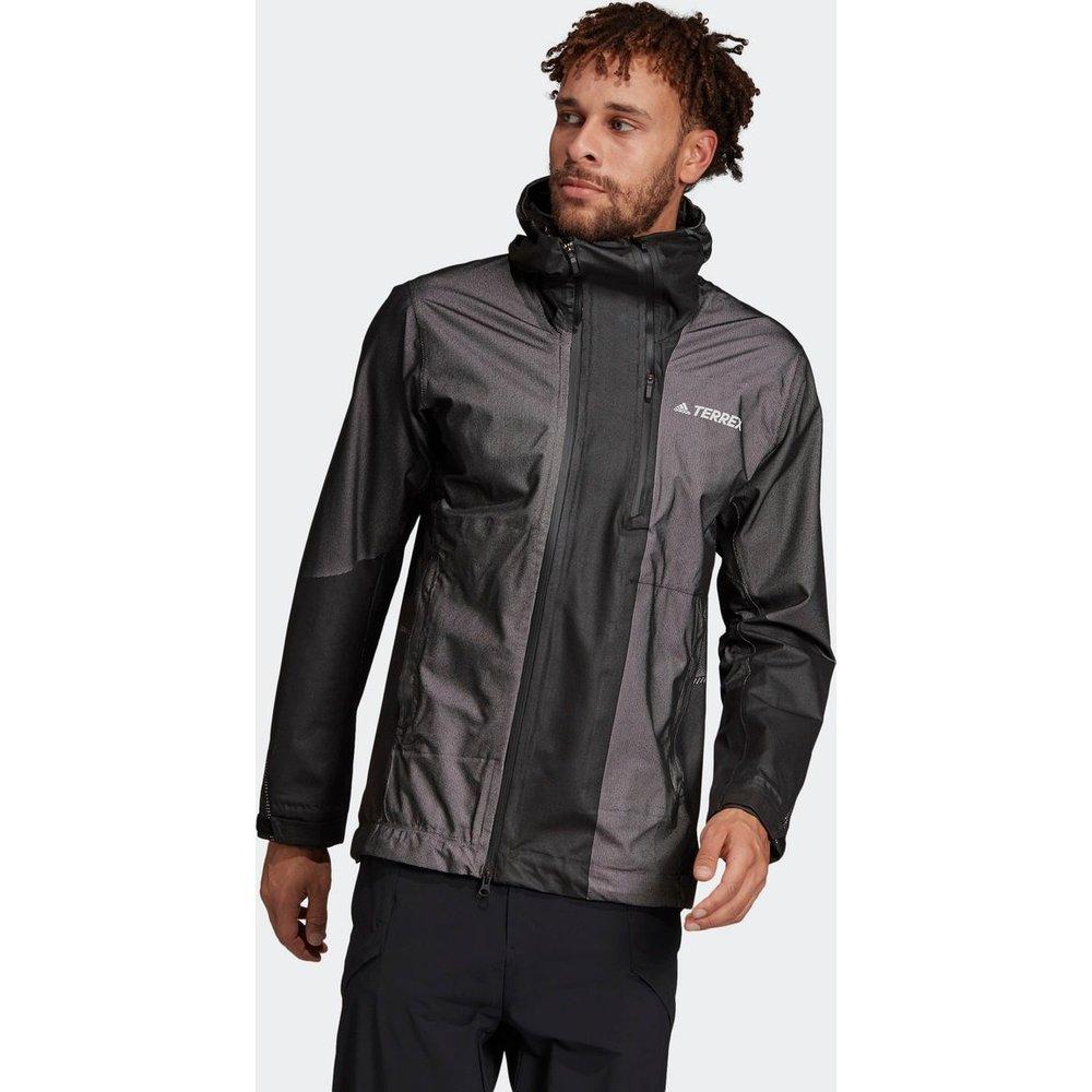 Veste Terrex Waterproof Primeknit Rain - adidas performance - Modalova