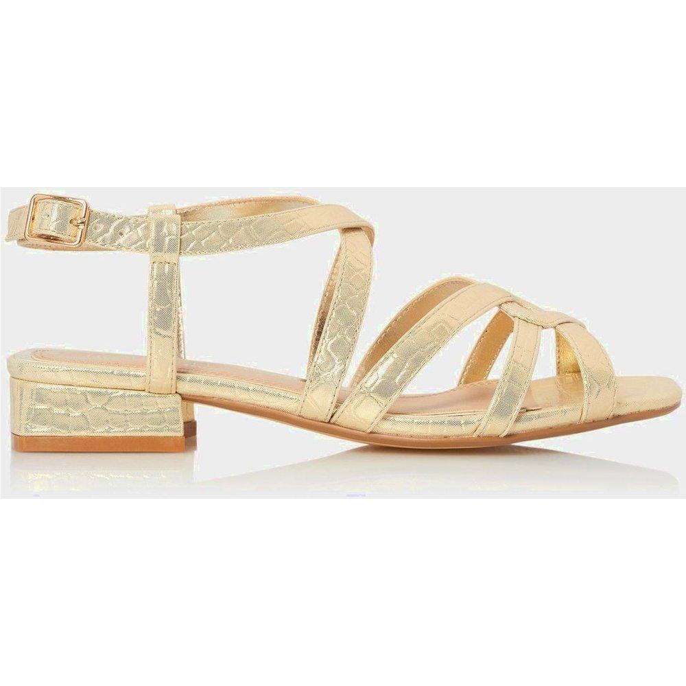 Sandales plates à brides - JAIDAN - Head Over Heels by Dune - Modalova