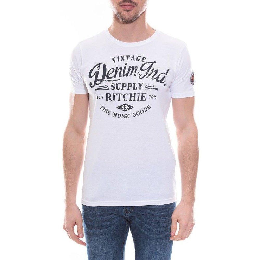 T-shirt Col Rond Nubay - RITCHIE - Modalova