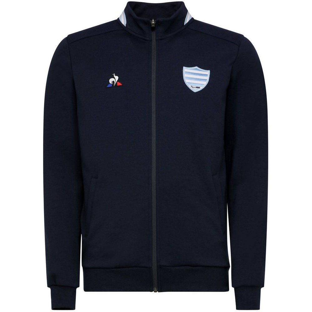 Sweat zippé RACING - Le Coq Sportif - Modalova