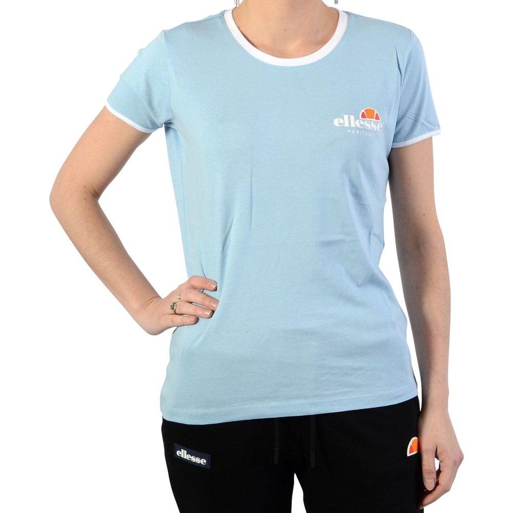 T-shirt T-Shirt Femme Col Rond Uni - Ellesse - Modalova