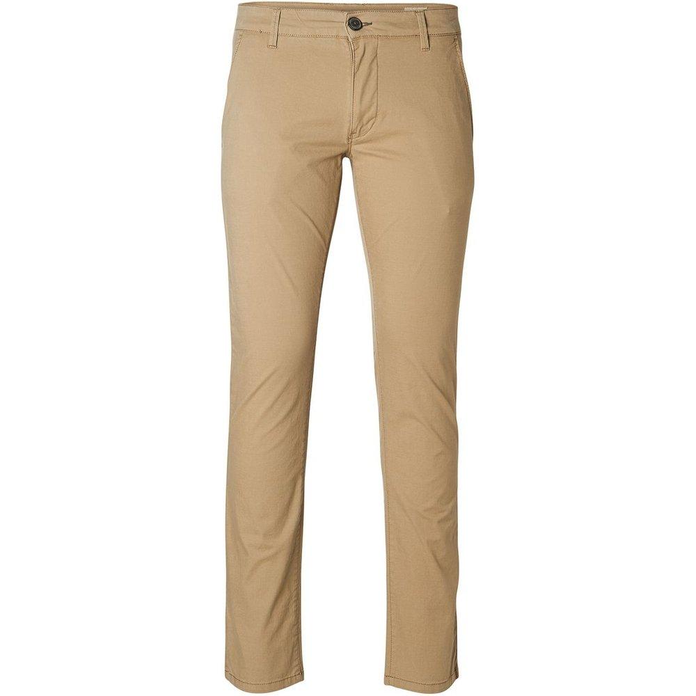 Pantalon chino TREE PARIS - Selected Homme - Modalova