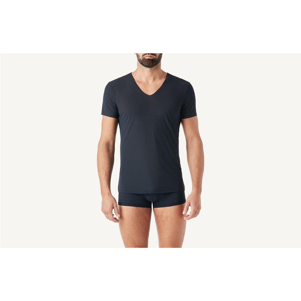 T-Shirt en micro-résille sans ourlet - INTIMISSIMI - Modalova