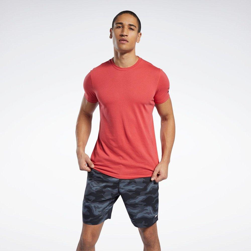 T-shirt technique en jersey Workout Ready - REEBOK SPORT - Modalova