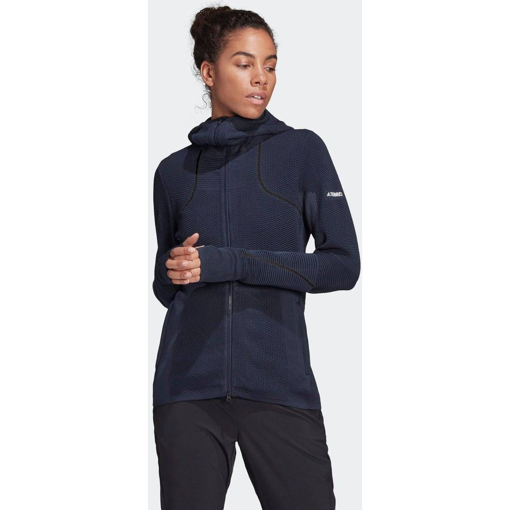 Sweat-shirt Primeknit Mid-Layer - adidas performance - Modalova
