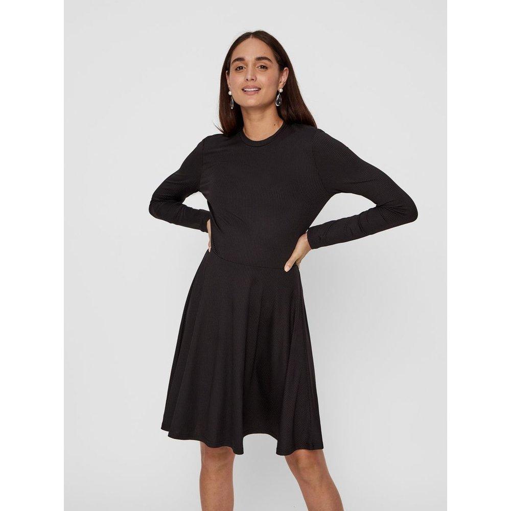 Mini-robe Côtelée - YAS - Modalova