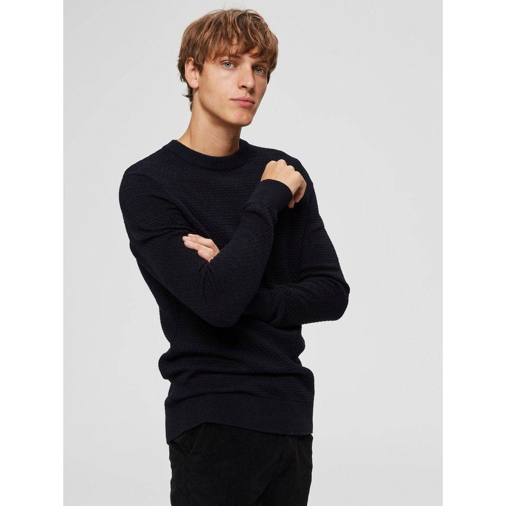 Pull Simple  - Selected Homme - Modalova