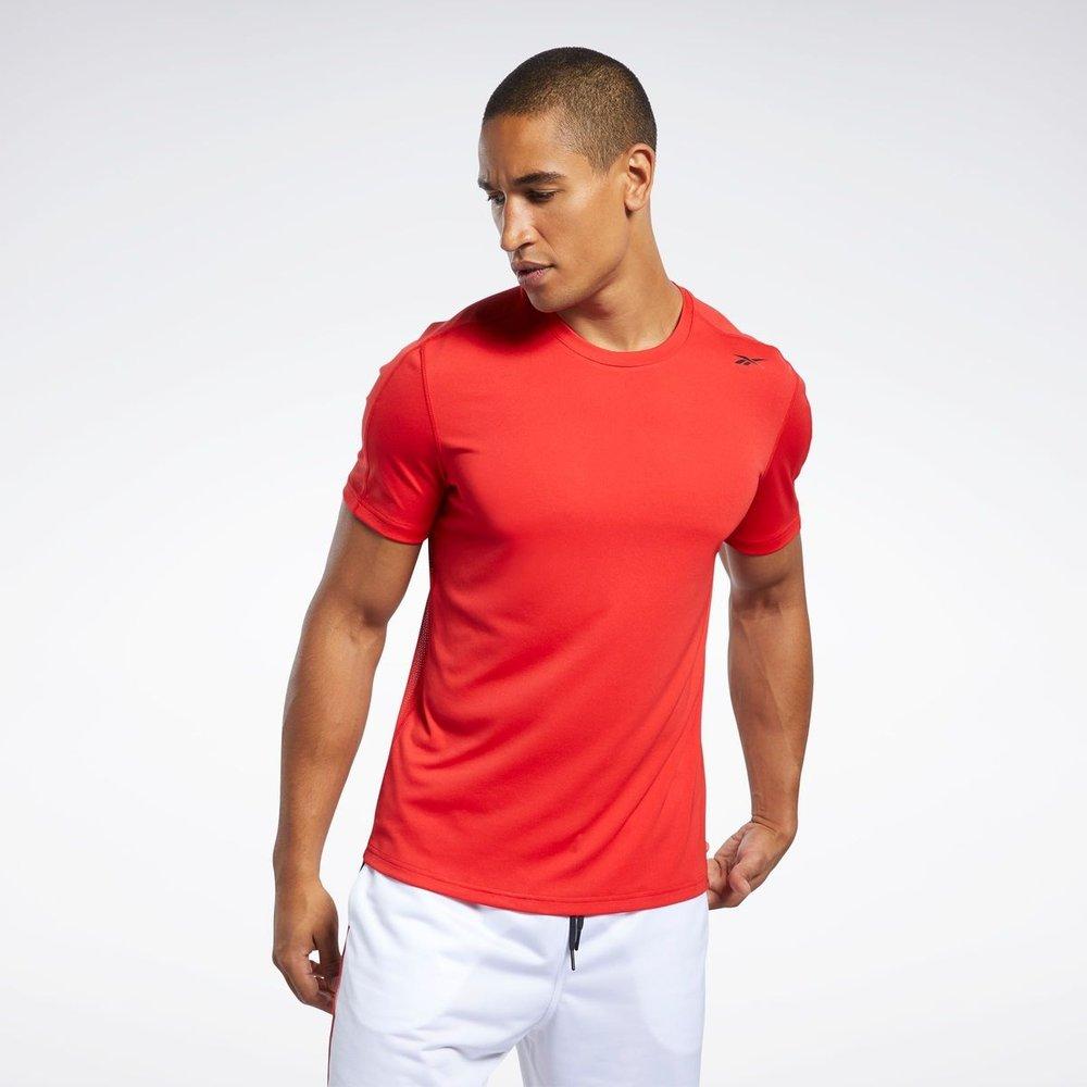 T-shirt technique en polyester Workout Ready - REEBOK SPORT - Modalova