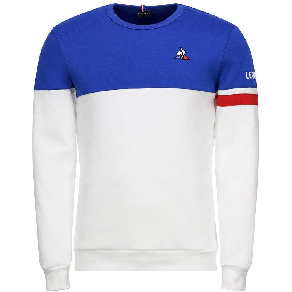 Sweat Tricolore Crew Sweat - Le Coq Sportif - Modalova