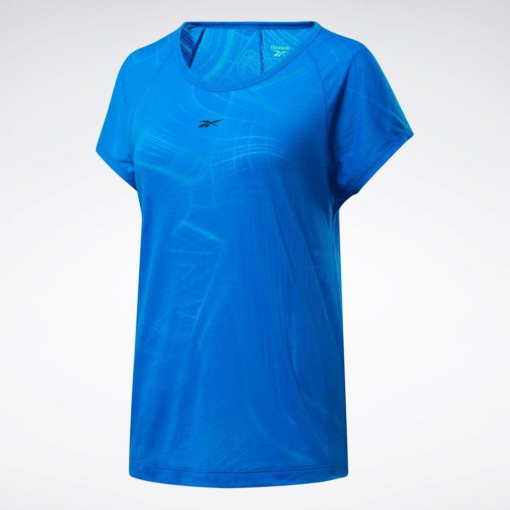 T-shirt semi-transparent - REEBOK SPORT - Modalova