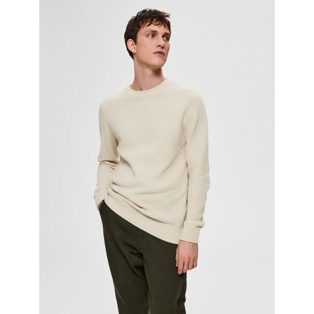 Pull Coton biologique  - Selected Homme - Modalova