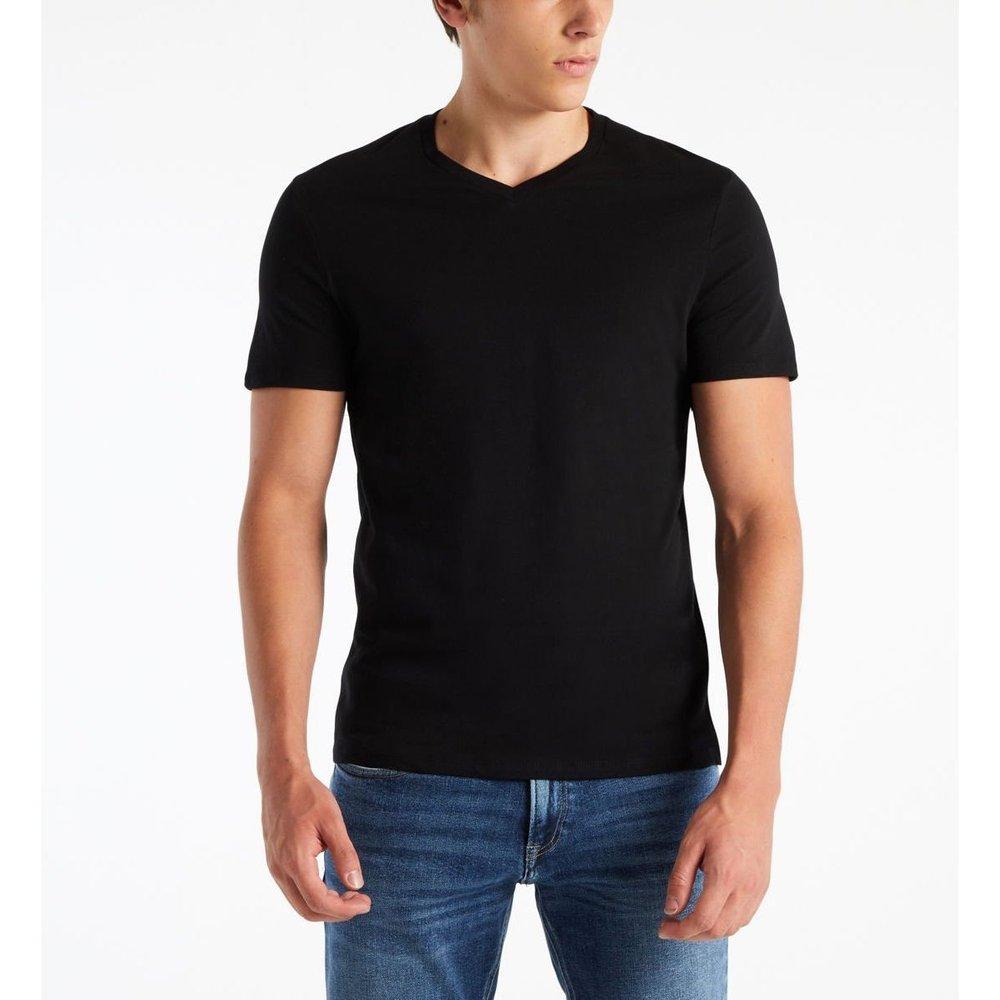 T-shirt Rishev Droit Coton - GALERIES LAFAYETTE - Modalova