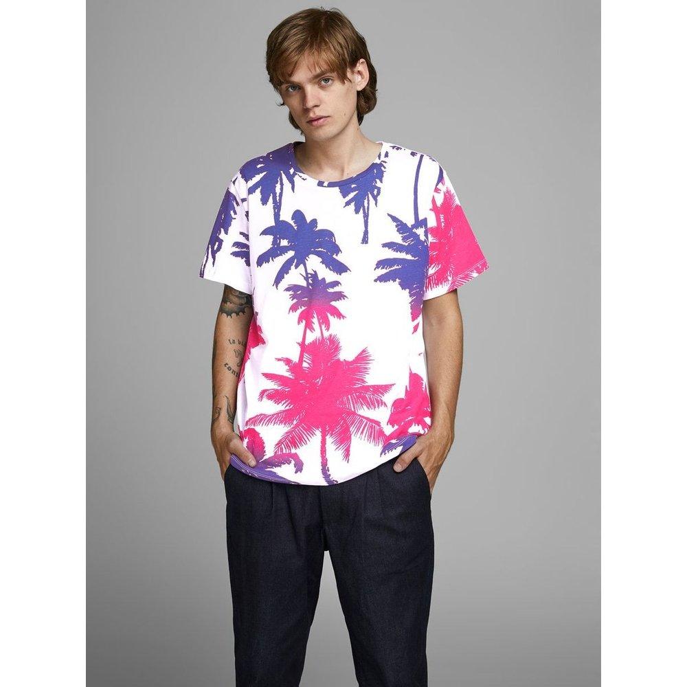 T-Shirt Imprimé tropical - jack & jones - Modalova