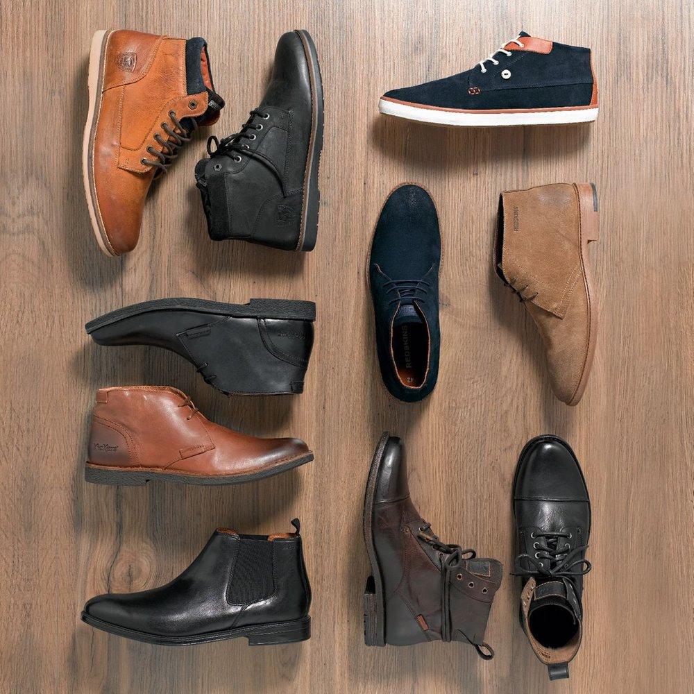 Boots cuir Babylone - REDSKINS - Modalova