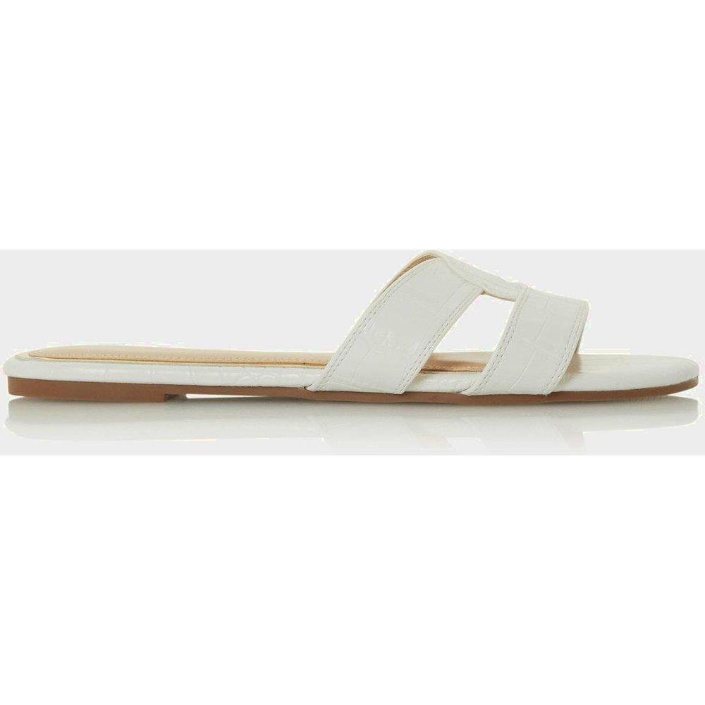 Sandales entrelacées à enfiler - LUCIEN - Head Over Heels by Dune - Modalova