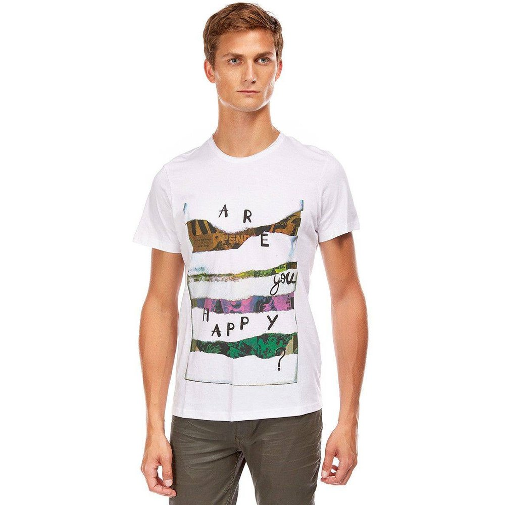 T shirt col bords francs - BEST MOUNTAIN - Modalova