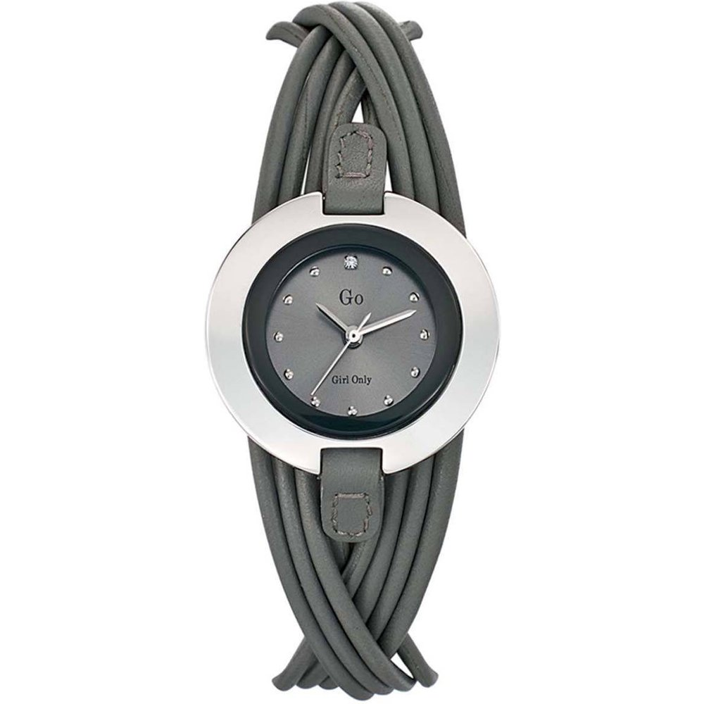 Montre en Cuir - GO GIRL ONLY - Modalova