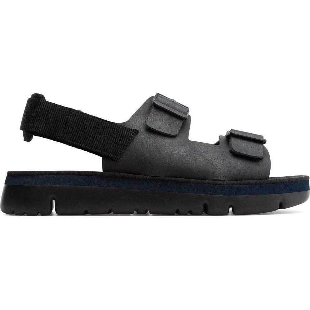 Sandales élastiques à talons cuir Oruga Sandal - Camper - Modalova