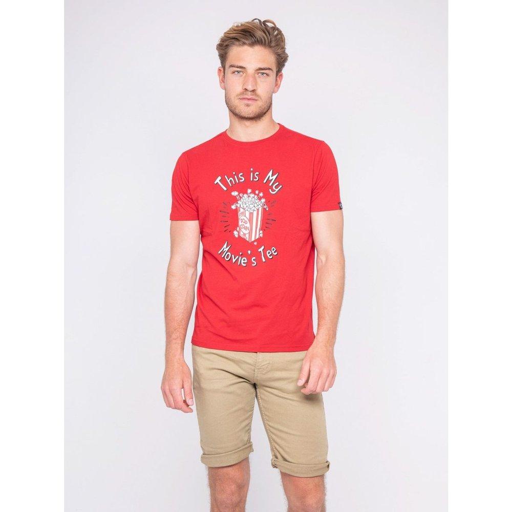 T-shirt Col Rond Pur Coton Norwin - RITCHIE - Modalova