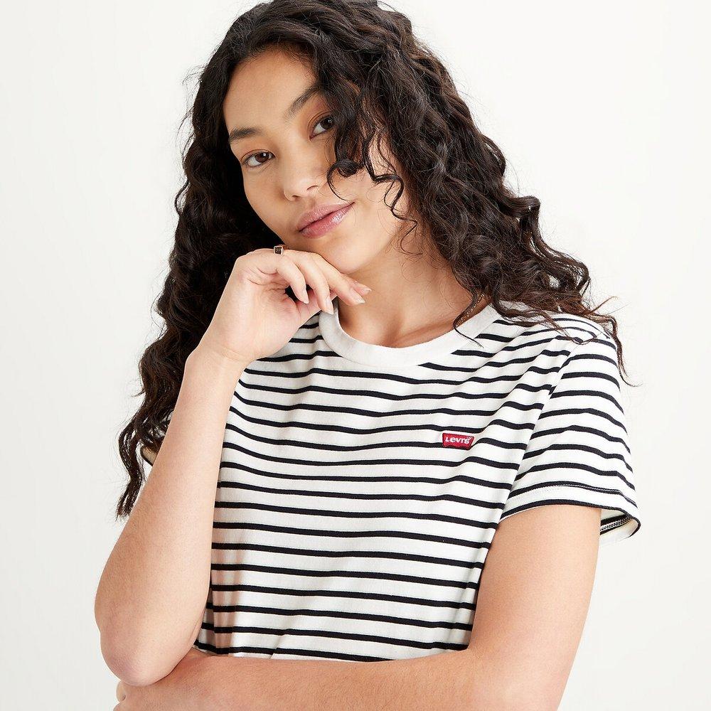 T-shirt à rayures, manches courtes - Levi's - Modalova