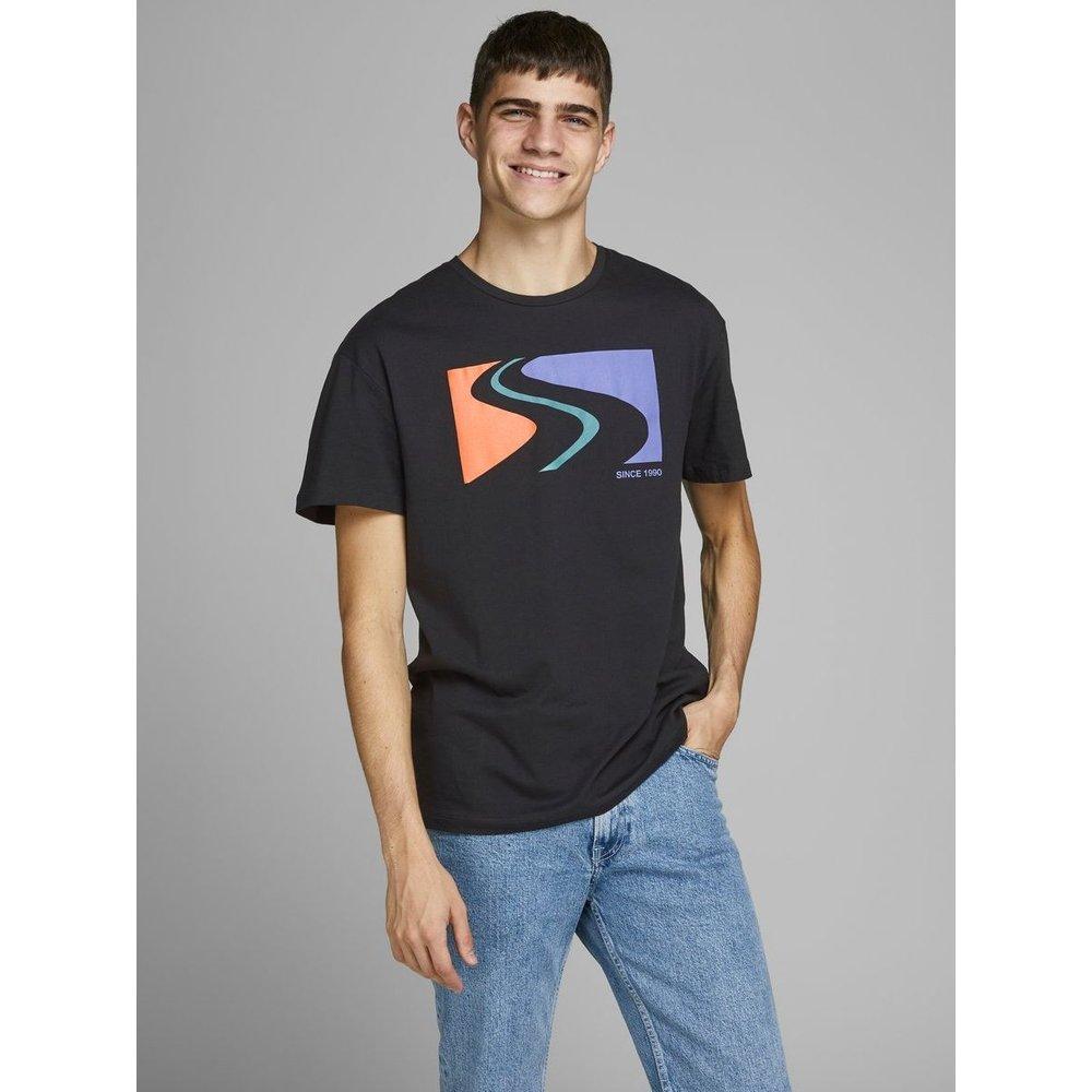 T-Shirt Imprimé chemin - jack & jones - Modalova