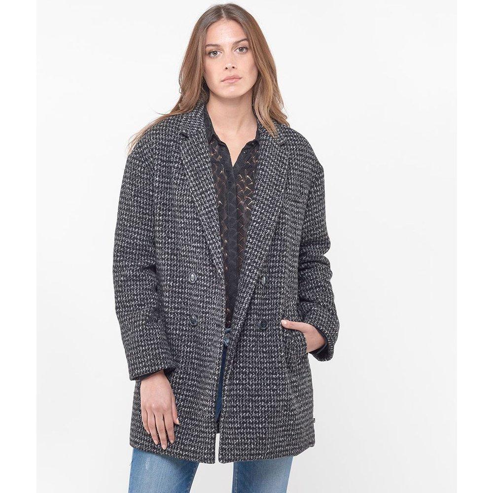 Manteau coupe ample - LE TEMPS DES CERISES - Modalova