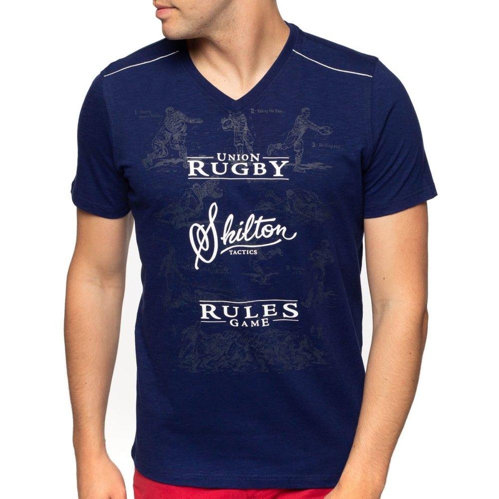 T-shirt rugby rules - SHILTON - Modalova