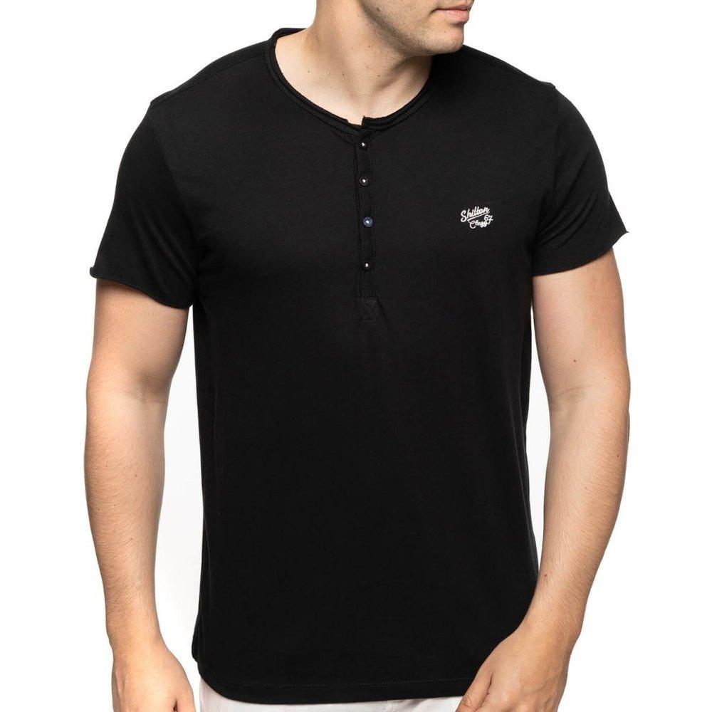 T-shirt col tunisien ORIGINAL - SHILTON - Modalova