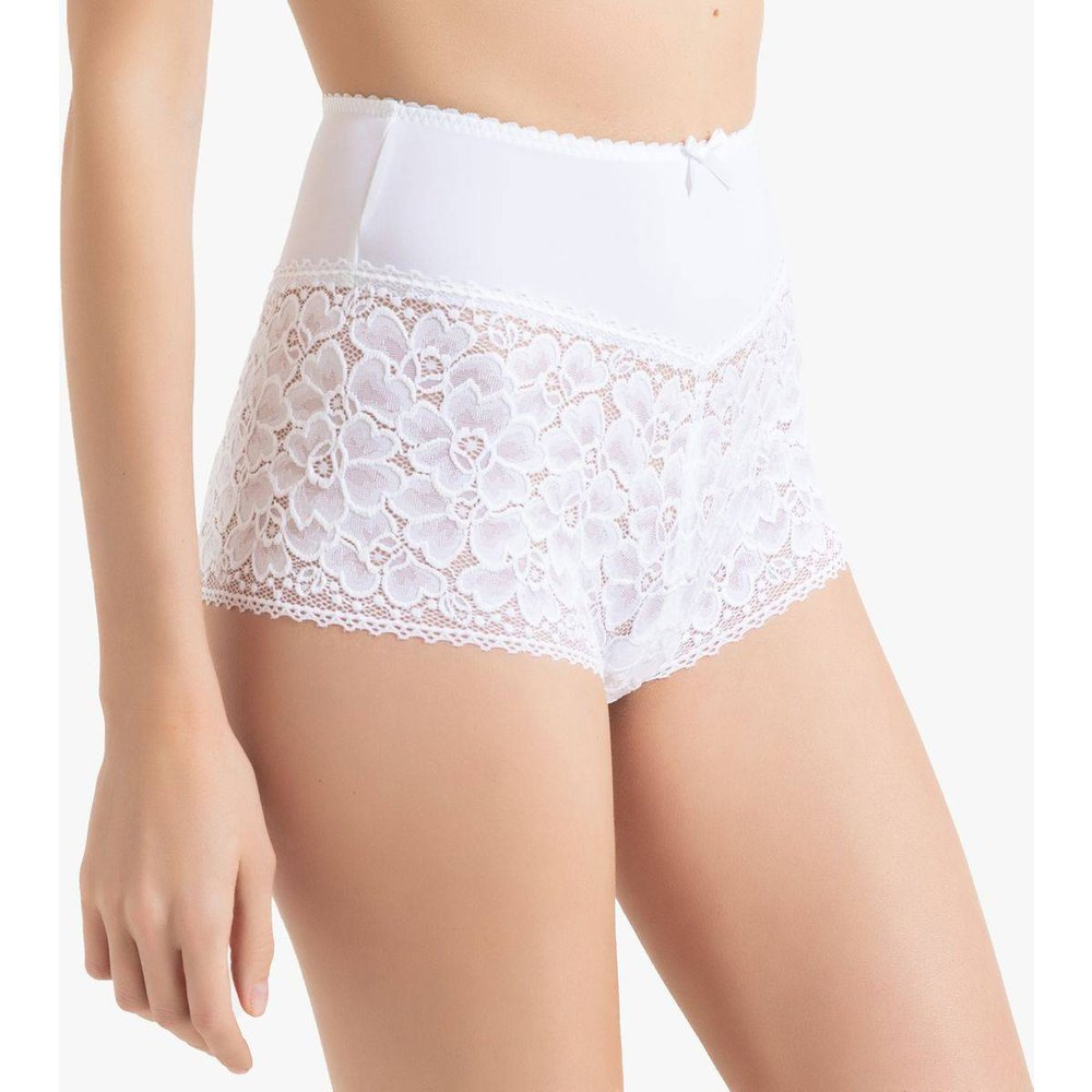 Shorty en dentelle devant et dos - LA REDOUTE COLLECTIONS - Modalova