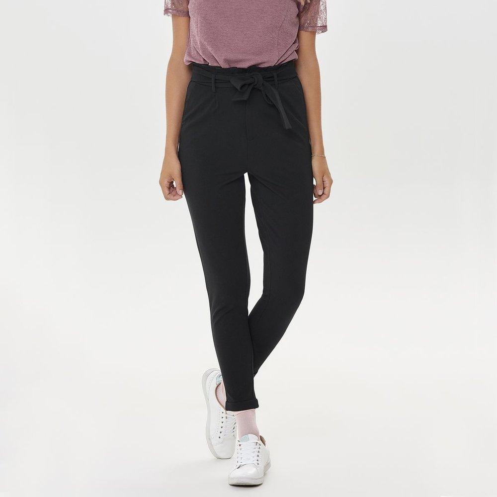 Pantalon droit taille haute longueur 32 - Only - Modalova