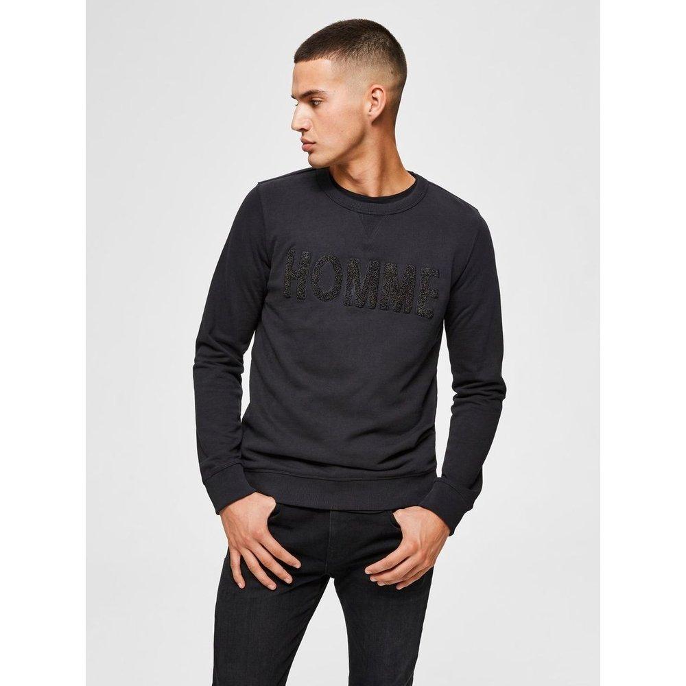 Sweat-shirt Imprimé Homme  - Selected Homme - Modalova